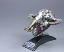 Фигурка HASBRO STAR WARS FIRESPRAY INTERCEPTOR