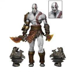 Фигурка God of War NECA Kratos - Ghost of Sparta Action Figure