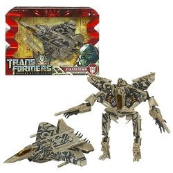 Фигурка Transformers Starscream robot Action figure (Dark of the Moon)