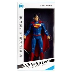 "Фигурка Justice League - Superman 8"" Bendable Action Figure"