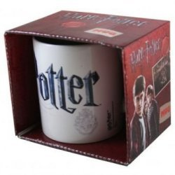 Кружка Harry Potter Logo Mug Officially Licensed (Подарочная упаковка)
