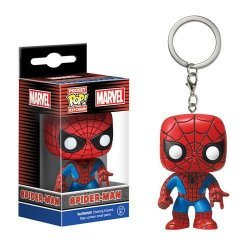 Брелок Spider-Man Pop! Vinyl Figure Key Chain