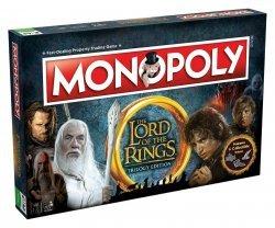 Монополия настольная игра Lord of The Rings Monopoly Game: Властелин колец