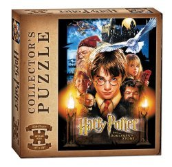 Пазл Гарри Поттер Harry Potter and The Sorcerers Stone Puzzle (550 Piece)