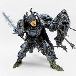 World of Warcraft® Action Figure – HUMAN WARRIOR - ARCHILON SHADOWHEART