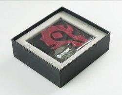Кошелёк - World of Warcraft Horde Crest Leather Wallet (подарочная упаковка)
