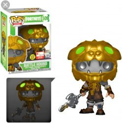 Фигурка Funko Fortnite фанко Фортнайт - Battle Hound (Glow in The Dark) Limited Edition