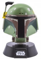 Ночник Paladone Star Wars: Boba Fett Icon Light