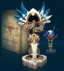Tyrael Angel ACTION FIGURE (Фигурка DIABLO 3)  без коробки
