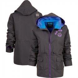 Пальто Women's Sombra Gray Overwatch Full-Snap Overcoat (размер M)