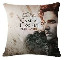 Наволочка Game of Thrones  (Cotton & Linen) #2