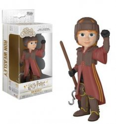 Фигурка Funko Rock Candy Harry Potter - Ron in Quidditch Uniform