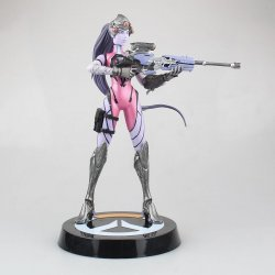Статуэтка Overwatch Widowmaker Statue Color Figure Вдова 27 см