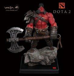 Статуэтка Dota 2 Weta Axe Statue