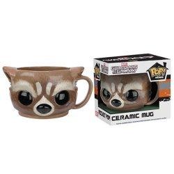 Чашка Funko Pop! Home 12 oz. Mug - Guardians of the Galaxy Rocket Raccoon