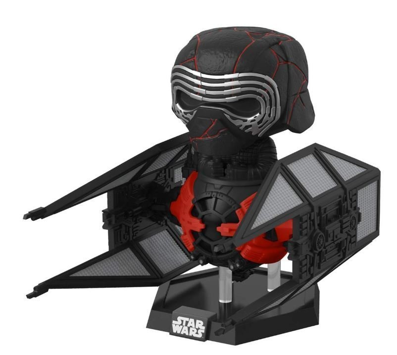 Фигурка Funko Pop! Deluxe Star Wars: Episode 9 - Supreme Leader Kylo Ren in The Whisper