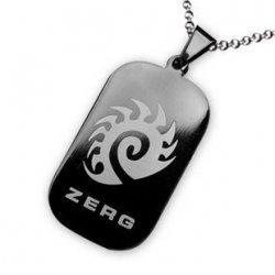 Брелок StarCraft 2 Zerg Necklace