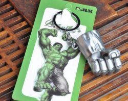 Брелок Avengers Hulk #2