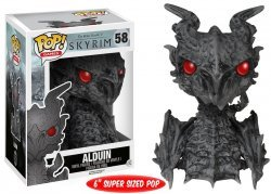 "Фигурка Skyrim Pop! - Alduin 6"" Figure"