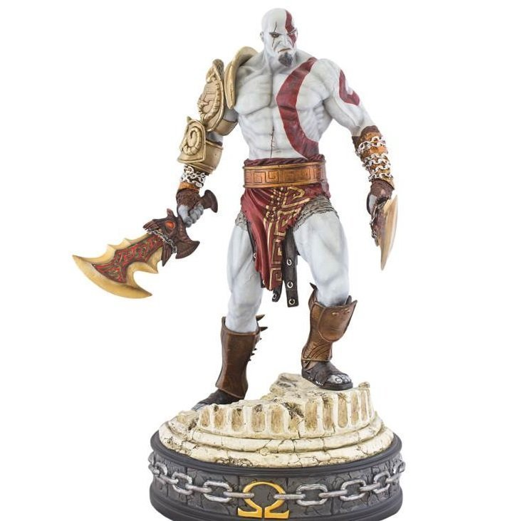 Статуэтка Sideshow Premium Format Kratos God of War Statue Exclusive