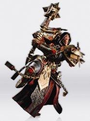 World of Warcraft® Wave 7 Action Figure - Human Paladin: Judge Malthred