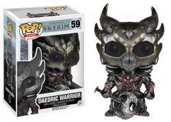 Фигурка Skyrim Pop! - Daedric Warrior Figure