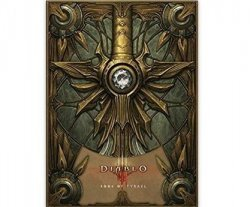 Книга DIABLO III: BOOK OF TYRAEL Мягкий переплёт (Eng)