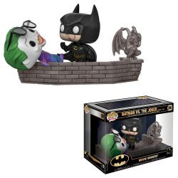 Фигурка Funko Pop Movie Moment: Batman 80th - Batman and Joker (1989)