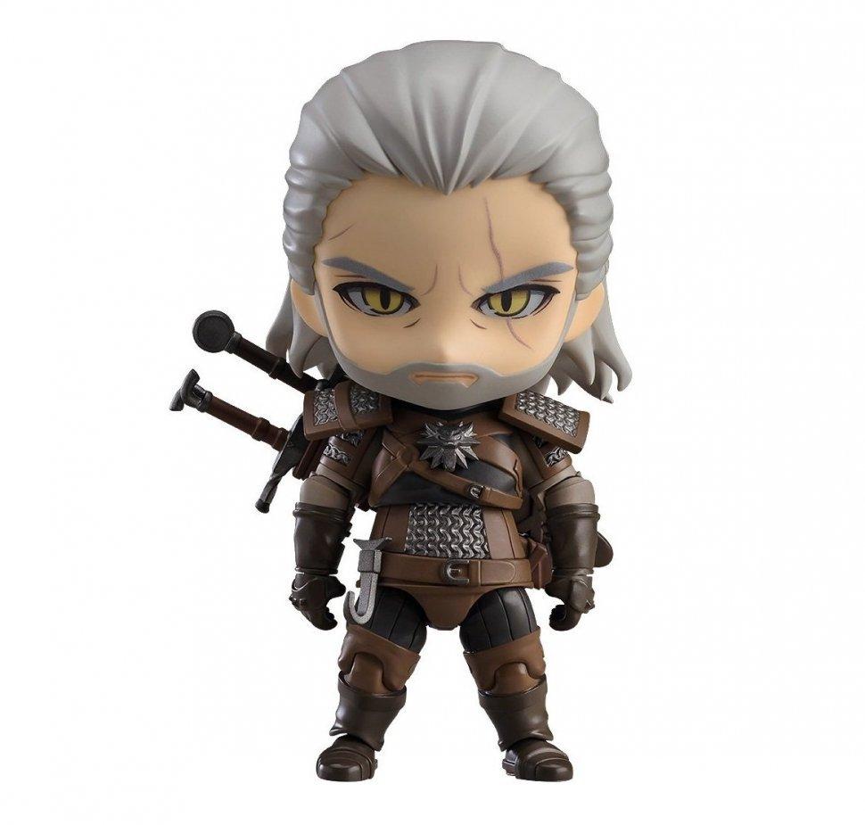 Фигурка Good Smile The Witcher 3: Wild Hunt: Geralt Nendoroid (China edition)