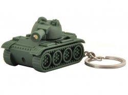 Брелок World of Tanks + LED