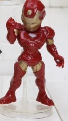 Мини фигурка Avengers №12