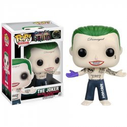 Фигурка Funko POP! Suicide Squad: The Joker Shirtless Figure
