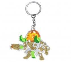 Брелок Overwatch Keychain - ORISA