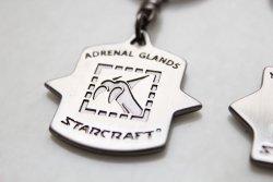 Брелок StarCraft II - Adrenal Glands