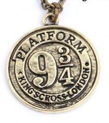 Медальон Harry Potter Hogwarts express 9 3/4