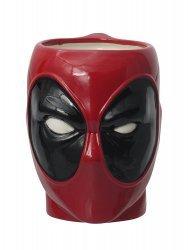 Чашка Marvel Deadpool 3D Sculpted ceramic Mug