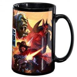 Кружка BlizzCon 2018 Key Art Mug