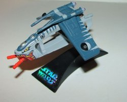 Фигурка HASBRO STAR WARS Republic Gunship Shark