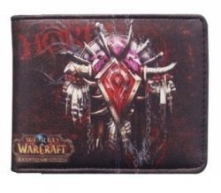 Кошелёк - World of Warcraft Horde Wallet №2