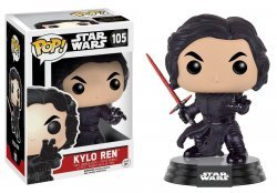 Фигурка Funko Pop! Star Wars - Kylo Ren (Fighting Pose)