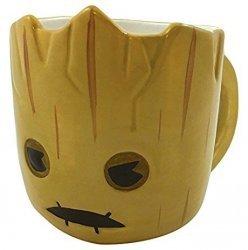 Чашка Marvel 3D Sculpted ceramic Mug - Guardians Of The Galaxy Groot