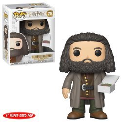 Фигурка Funko Pop! Harry Potter - Rubeus Hagrid with Cake 6""