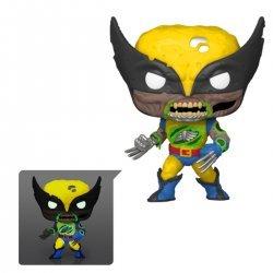 Фигурка Funko POP Marvel - Zombies Wolverine Glow-in-the-Dark (Exclusive)