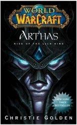 Книга World of Warcraft: Arthas: Rise of the Lich King (Мягкий переплёт)