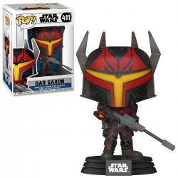 Фигурка Funko Pop Star Wars: The Clone Wars Gar Saxon