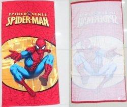 Полотенце Spiderman Towel 120 x 60 cm Cotton