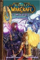Книга Manga World of Warcraft: Mage (Мягкий переплёт)