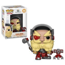 Фигурка Overwatch Funko Pop! Torbjörn Figure