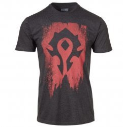 Футболка World of Warcraft Horde Banner Shirt - Men (размеры L)