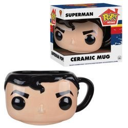 Чашка Funko Pop! Home 12 oz. Mug - Superman